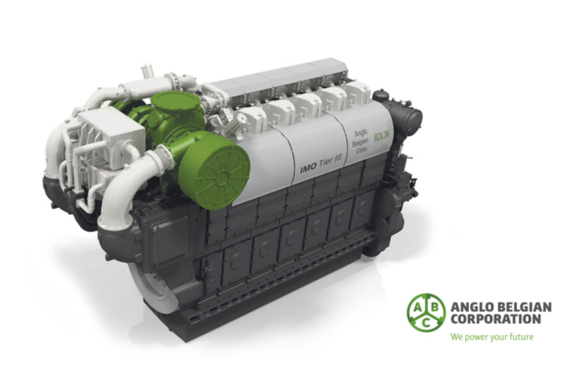 Power generation - ABC ENGINES - OGEPAR