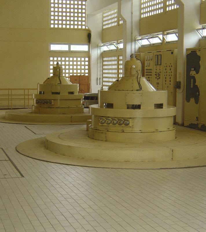 EPC en AFRIQUE - Centrale hydroélectrique - Mukungwa
