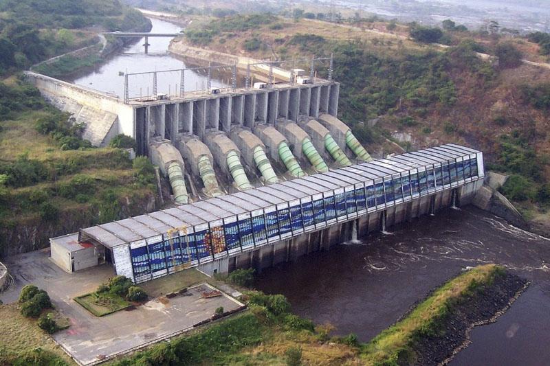 Centrale hydroélectrique d'Inga en RDC