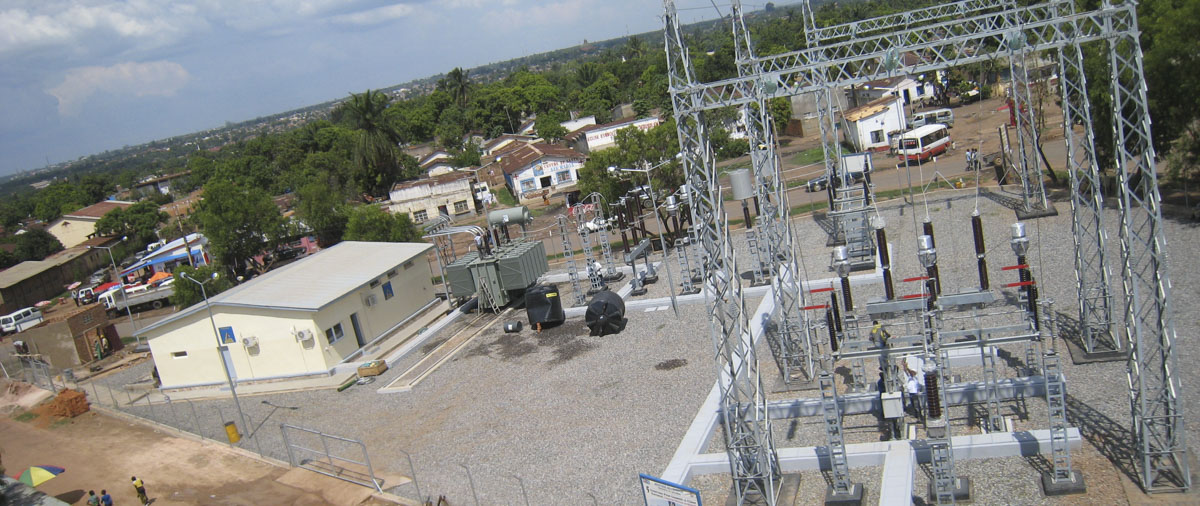 EPC en AFRIQUE - Poste de transformation BT et MT