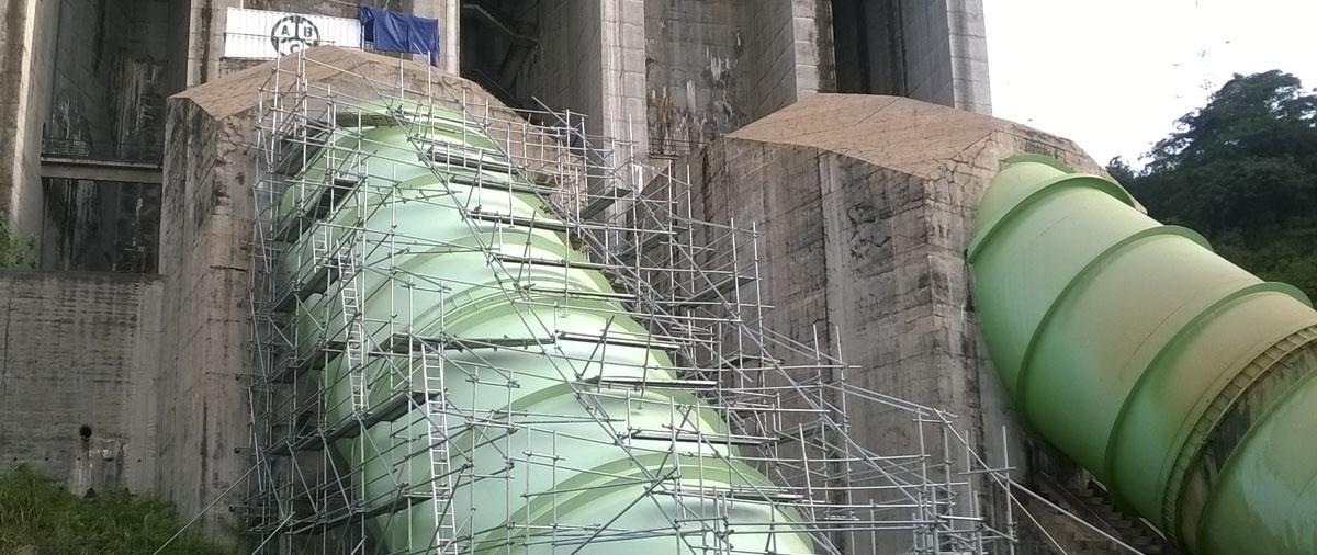 EPC en AFRIQUE - Energie hydraulique