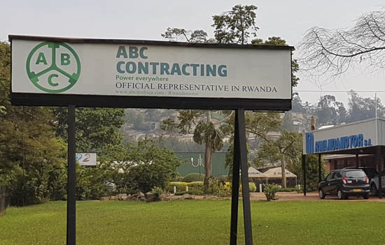 RWANDAMOTOR ABC CONTRACTING