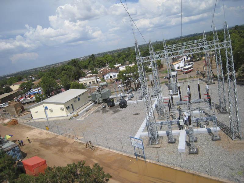 Poste de transformation électrique BT et MT Afrique