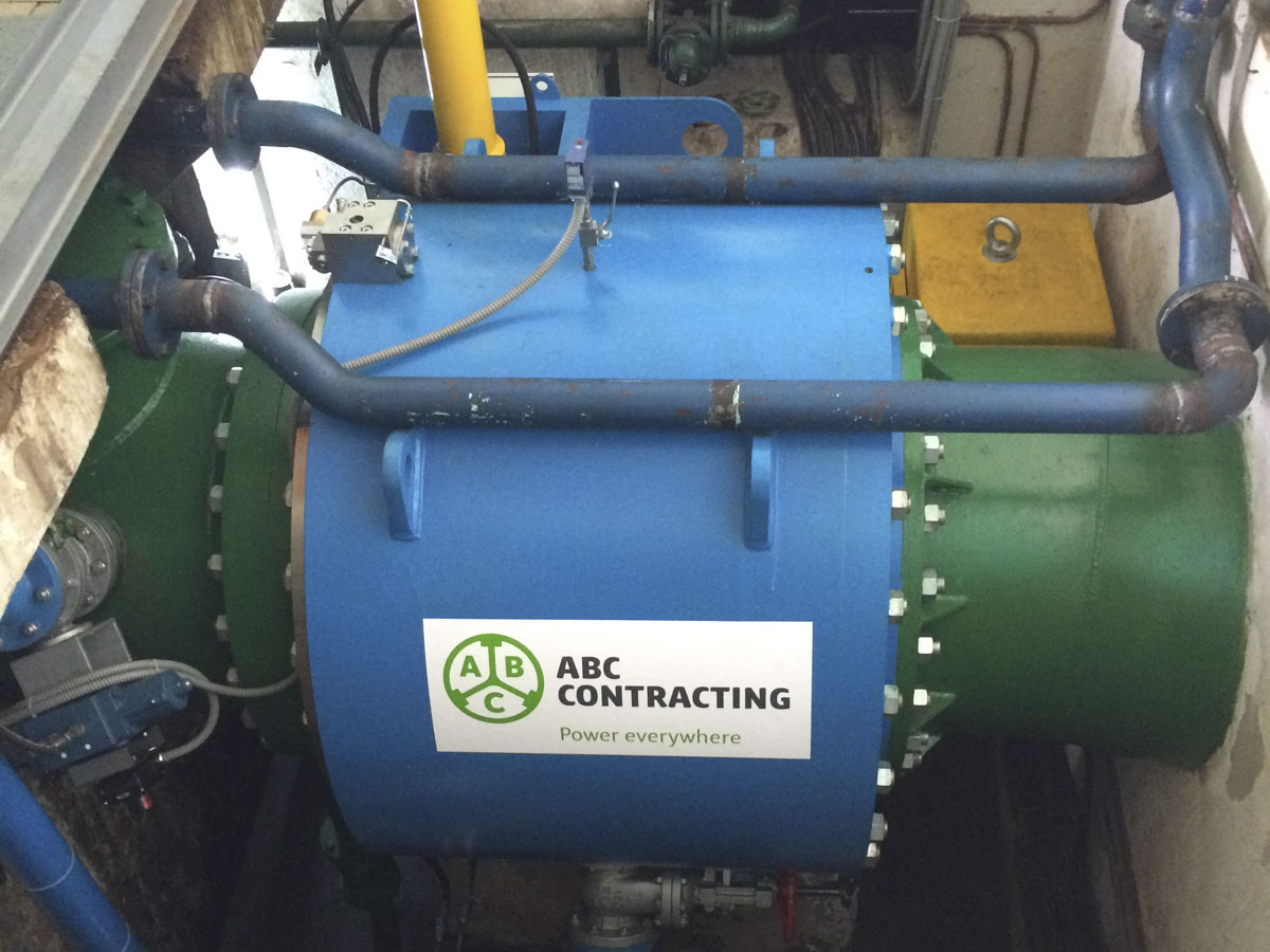 ABC CONTRACTING - HYDRO - POWER GENERATION