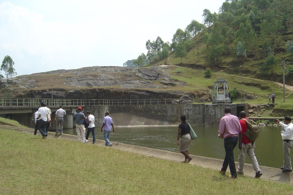 CENTRALE HYDRO-ÉLECTRIQUE DE MUKUNGWA