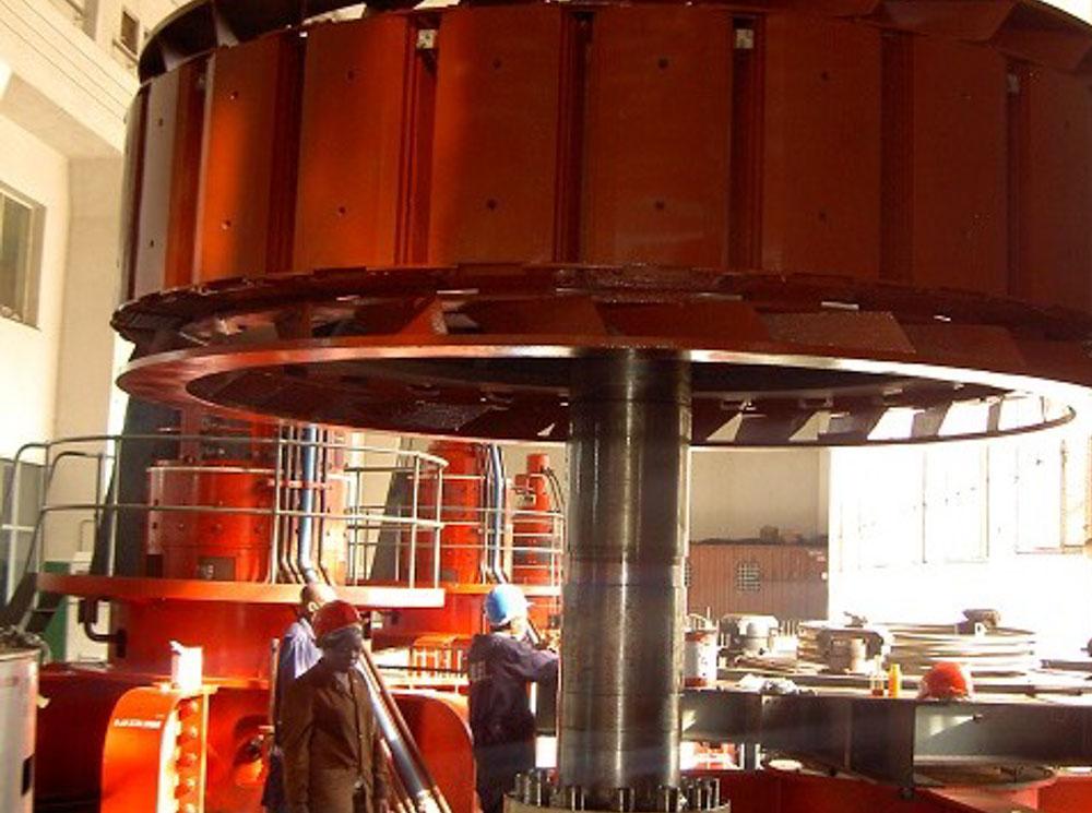 Centrale hydroélectrique de Ruzizi