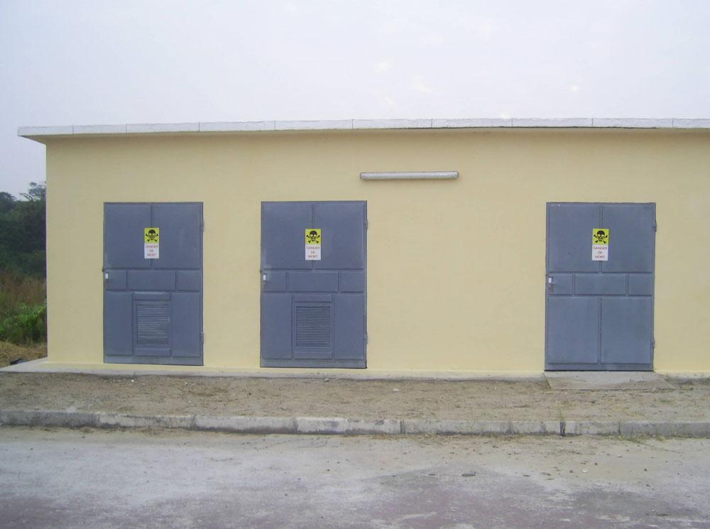 Centrale thermique de Oyo