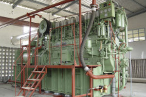 Thermal Power Plant Ouesso 1MW (COG)