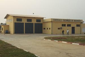 Centrale thermique Madingou 2MW (COG)