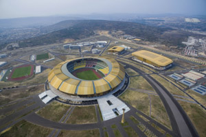 Centrale thermique de Kintele Stadium 10MW (COG)
