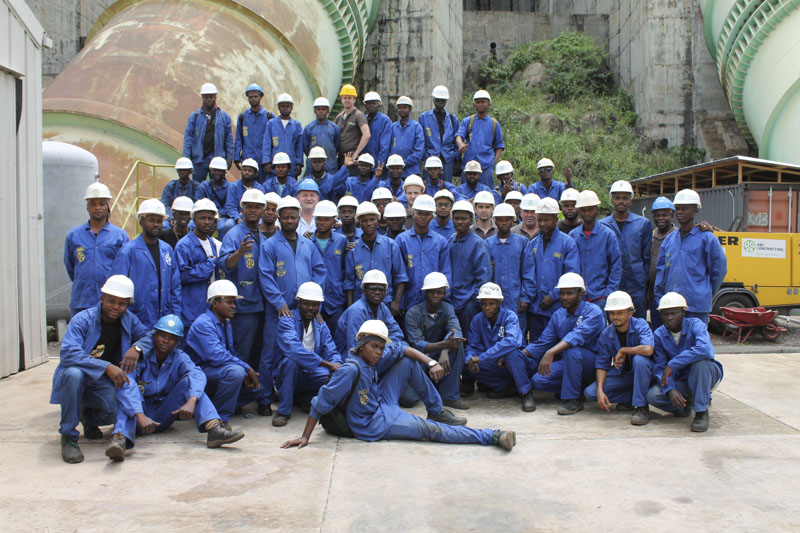 EPC IN AFRICA - Hydro Power Generation
