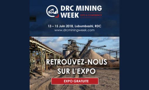 DRC mining Week in Lubumbashi