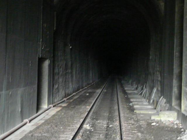 Tunnel de Dolosie