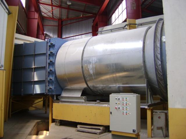 Ventilateur d'extraction 02