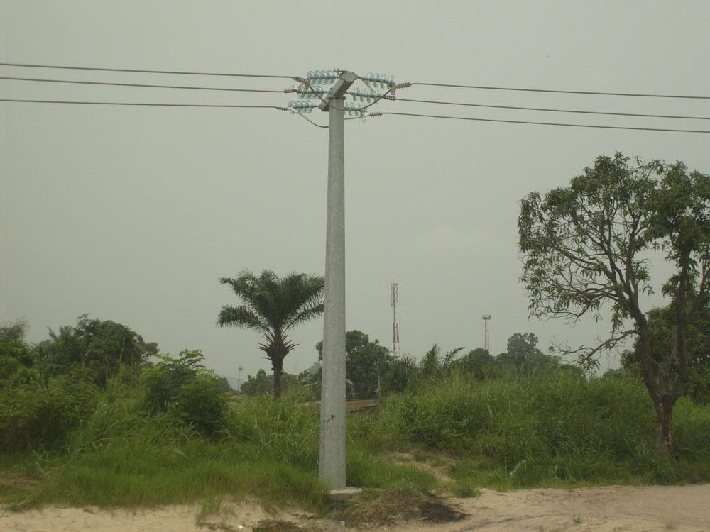 Centrale thermique électrique de Brazzaville