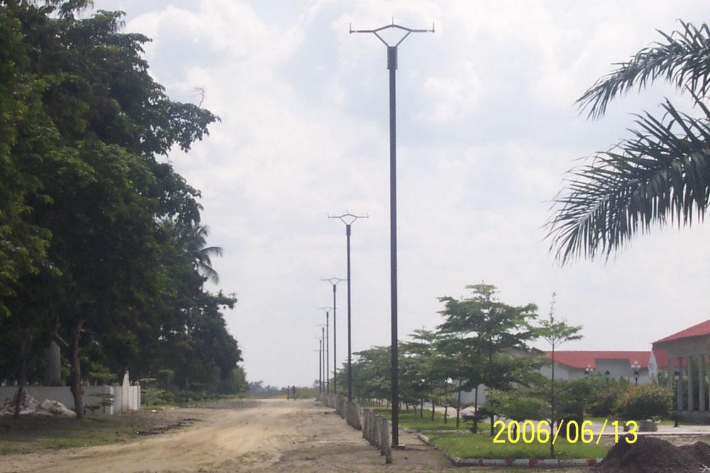Centrale thermique électrique de OYO