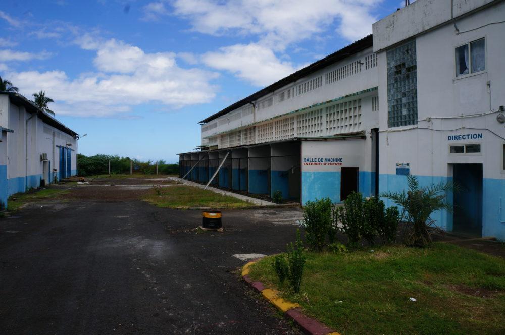 Centrale de Voidjou avant rénovation